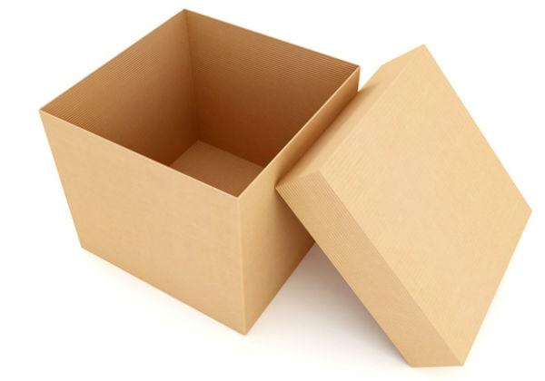 Thùng carton có nắp
