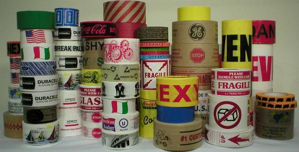 Mẫu mã ngày càng đa dạng giúp băng keo in logo được ưa chuộng