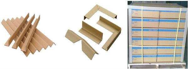 Thanh nẹp giấy giúp quá trình vận chuyển kính trở lên dễ dàng hơn