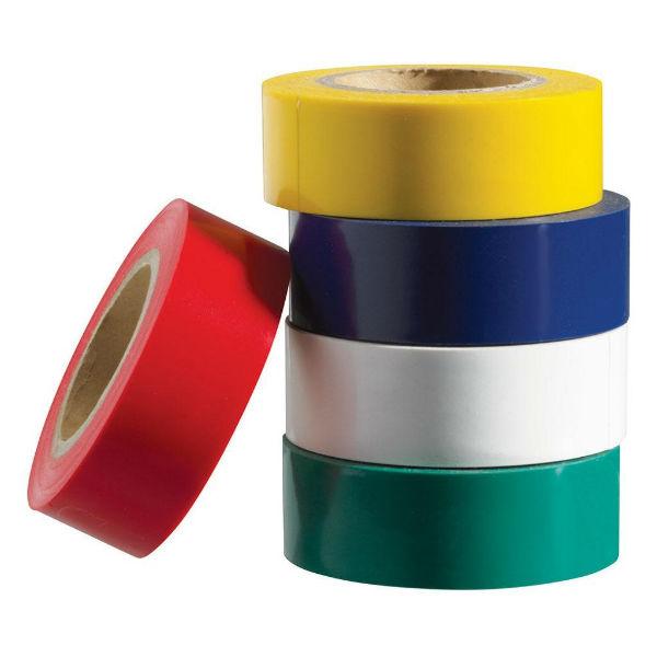 Băng keo màu đa dạng về màu sắc