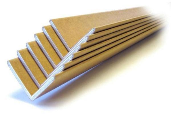 Thanh nẹp giấy giúp bảo vệ hàng hóa hiệu quả