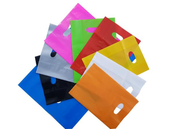 Túi nilon PE được sử dụng rộng rãi